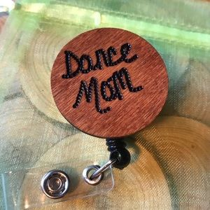 Dance mom badge reel